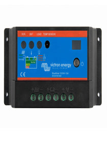 Victron Energy BlueSolar PWM-Light Charge Controller 12/24V-10A - PWM Charge Controllers - {{ shop_name }} - Victron Energy
