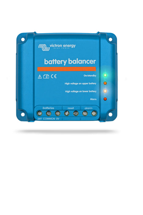 Victron Battery Balancer - multiple battery SoC balancing - Battery Balancers - {{ shop_name }} - Victron Energy
