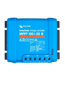 Victron Energy SmartSolar MPPT 100/20 (12/24V) - MPPT Charge Controllers - {{ shop_name }} - Victron Energy