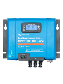 Victron Energy SmartSolar MPPT 150/100-MC4 (12/24/36/48V-100A) - MPPT Charge Controllers - {{ shop_name }} - Victron Energy