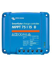 Victron Energy SmartSolar MPPT 75/15 (12/24V) - MPPT Charge Controllers - {{ shop_name }} - Victron Energy