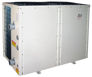 ITS 55kW pool heat pump Up To 180 000L - Pool Heat Pump - {{ shop_name }} - ITS Solar & Heat Pumps