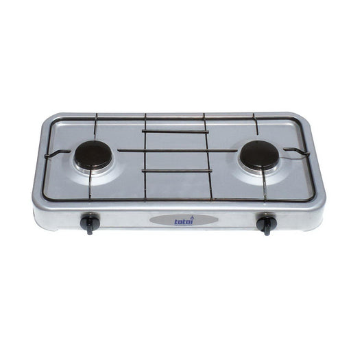 Totai Two Burner Enamel Gas Hotplate - Hotplates - {{ shop_name }} - Totai