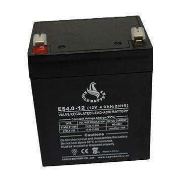 12V 4Ah Battery - 12v Battery - {{ shop_name }} - Geyserwise