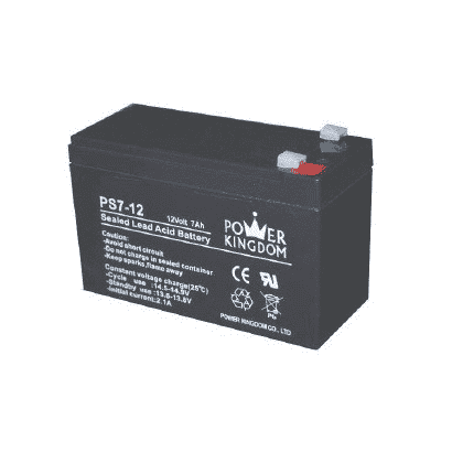 12V 7Ah Backup Battery For Split Pumped Solar Geysers - 12v Battery - {{ shop_name }} - Geyserwise
