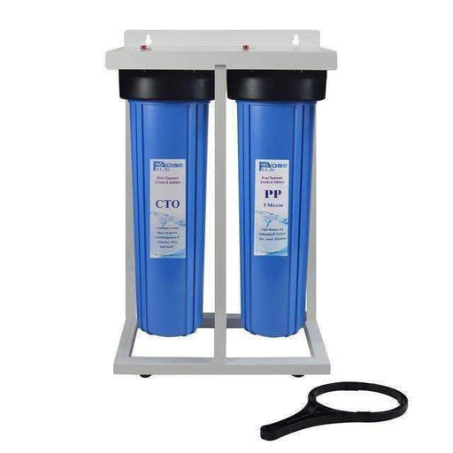 2 Stage Big Blue Whole House Filter - Whole House Filters - {{ shop_name }} - Puritech