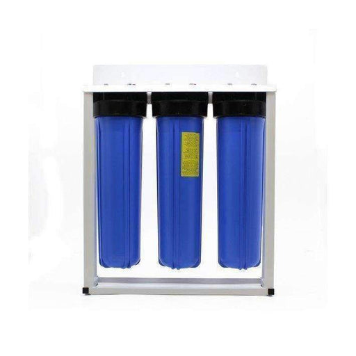 3 Stage Whole House Big Blue Filter - Whole House Filters - {{ shop_name }} - Puritech