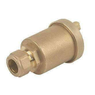Air Release Valve - Heat Pump Accessories - {{ shop_name }} - Fourways Airconditioning