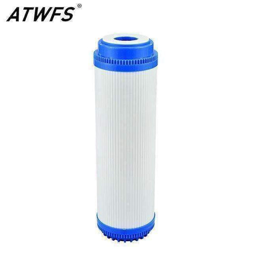 "Carbon Fiber Filters 10 Inch Standard 2.5"" Diameter - Filter Cartridges - {{ shop_name }} - Puritech"