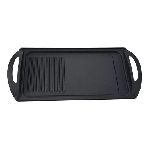Totai Cast Iron Griddle (1/2 Ribbed - 1/2 Smooth) - Cast Iron Griddle - {{ shop_name }} - Totai
