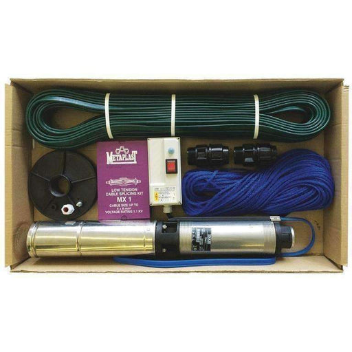 Dab Waterpack Dab 1 Borehole Pump Set With 50M Cable - Water Pump - {{ shop_name }} - Afripumps