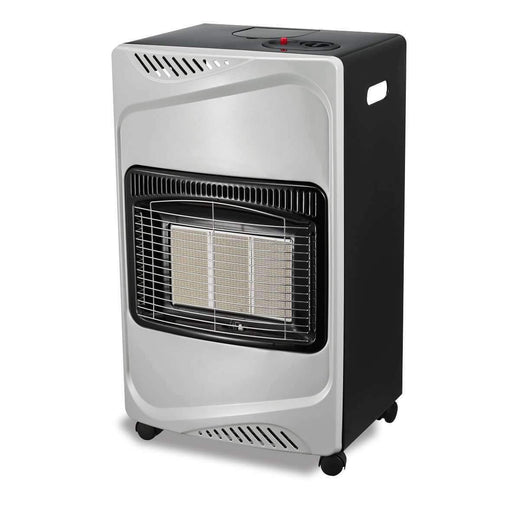 Totai Full Body Silver Gas Heater - Gas Heater - {{ shop_name }} - Totai