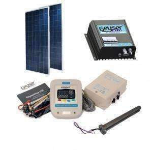 Solar Water Heating Pv System 100L- (Including Panels) - Geyser PV Kit - {{ shop_name }} - Geyserwise