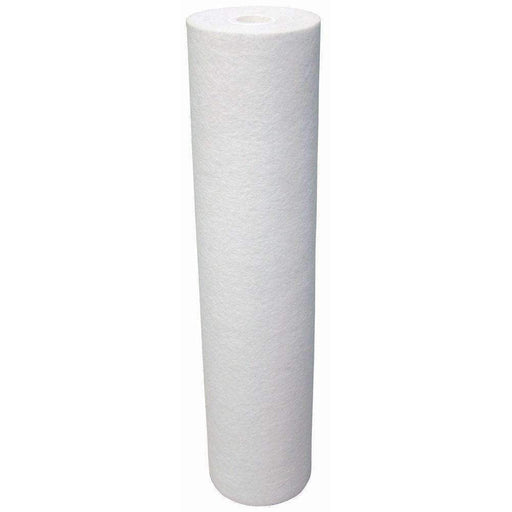 "Sediment Filter 10-40 Inch Standard 2.5"" Diameter 1 and 5 Micron - Filter Cartrdidges - {{ shop_name }} - Puritech"