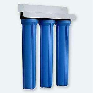 Slimline 3 Stage Whole House Water Filter - Whole House Filters - {{ shop_name }} - Puritech