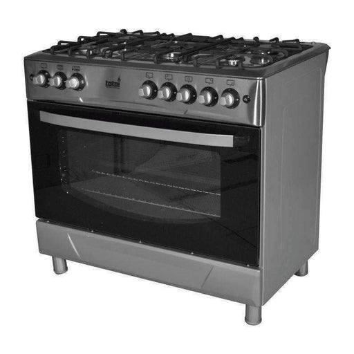 Totai 5 Burner Fan Assisted Gas Oven - Gas Stove - {{ shop_name }} - Totai