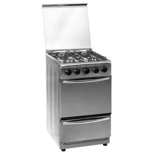 Zero 4 Plate Stainless Steel Gas Stove - Gas Stove - {{ shop_name }} - Zero Appliances