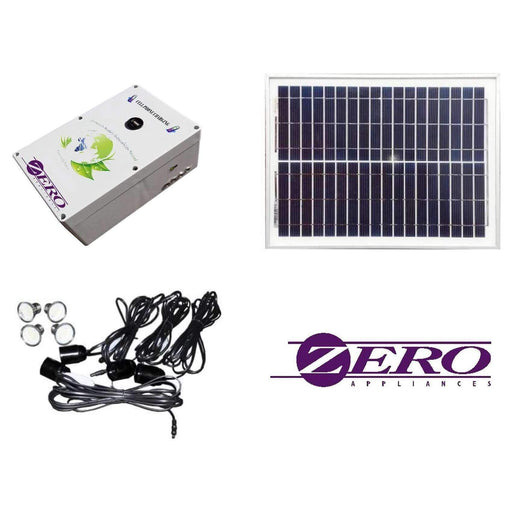 Zero Solar Light Kit - Solar Light Kit - {{ shop_name }} - Zero Appliances