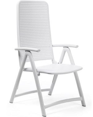 Silla Dársena Color Blanco