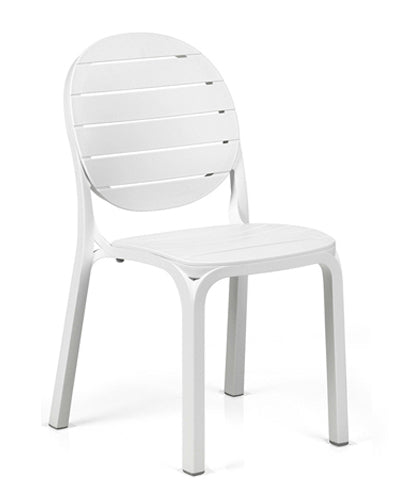 Silla Erica Color Blanco