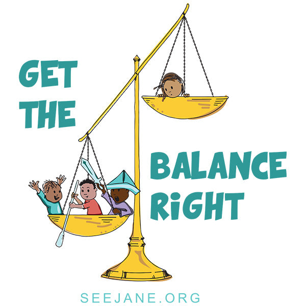 Get The Balance Right