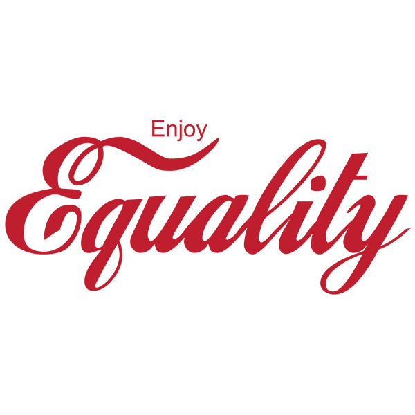 Enjoy Equality