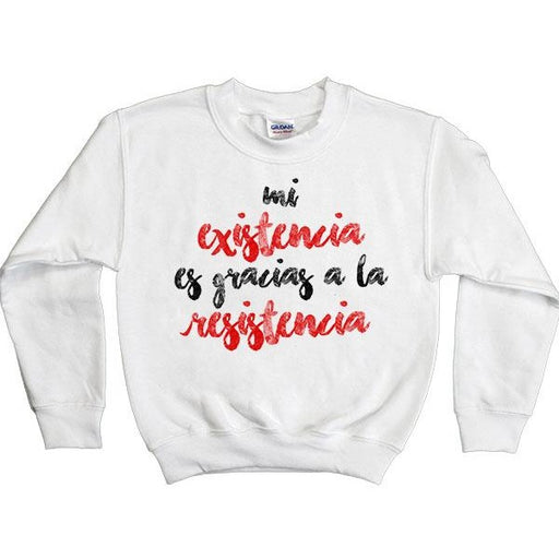 Mi Existencia -- Youth Sweatshirt