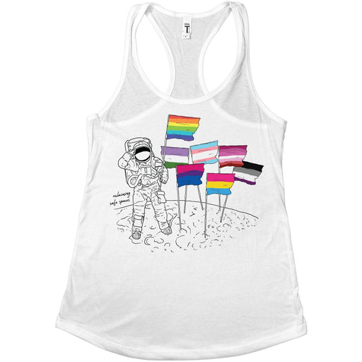 Reclaiming Safe Spaces -- Women's Tanktop