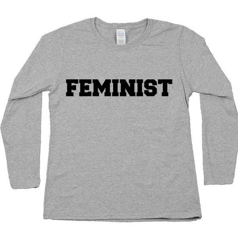 Feminist Classic -- Women's Long-Sleeve