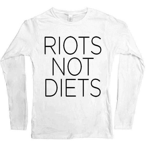 Riots Not Diets -- Women