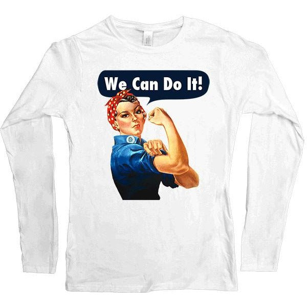 Rosie The Riveter -- Women
