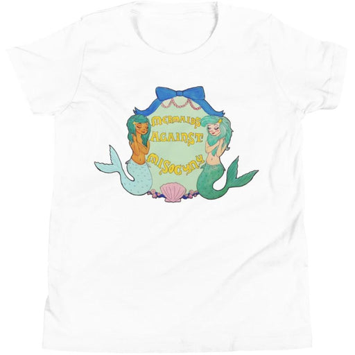 Mermaids Against Misogyny -- Youth/Toddler T-Shirt