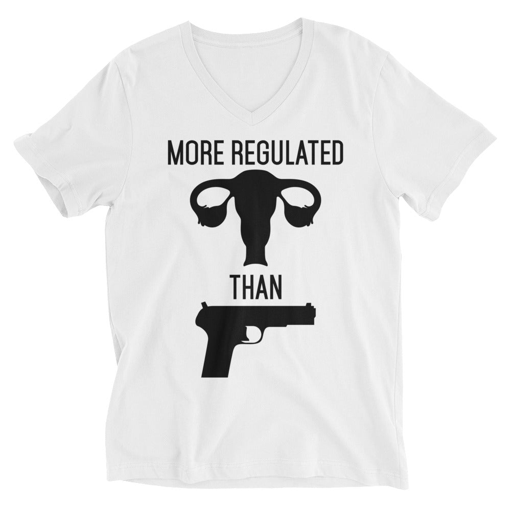 More Regulated Than Guns -- Unisex T-Shirt