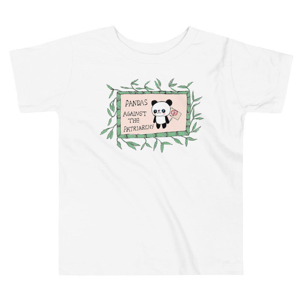 Pandas Against The Patriarchy -- Youth/Toddler T-Shirt