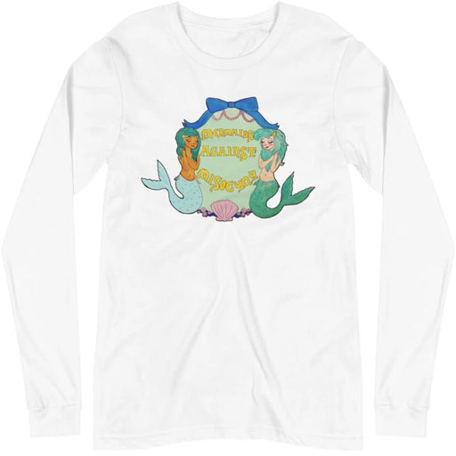 Mermaids Against Misogyny -- Unisex Long Sleeve