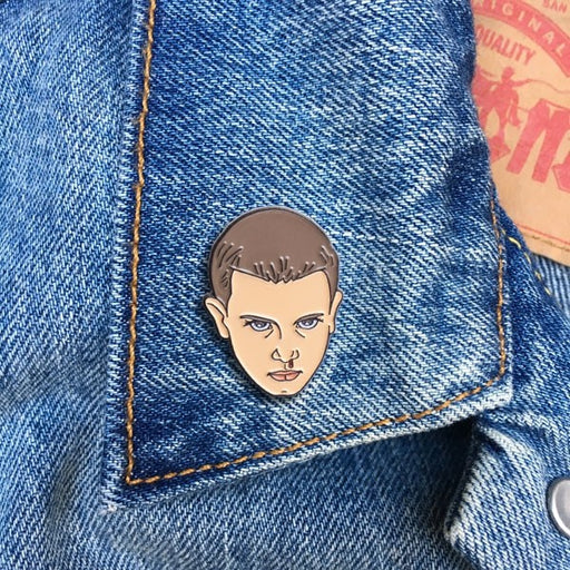 Eleven (Stranger Things) -- Enamel Pin