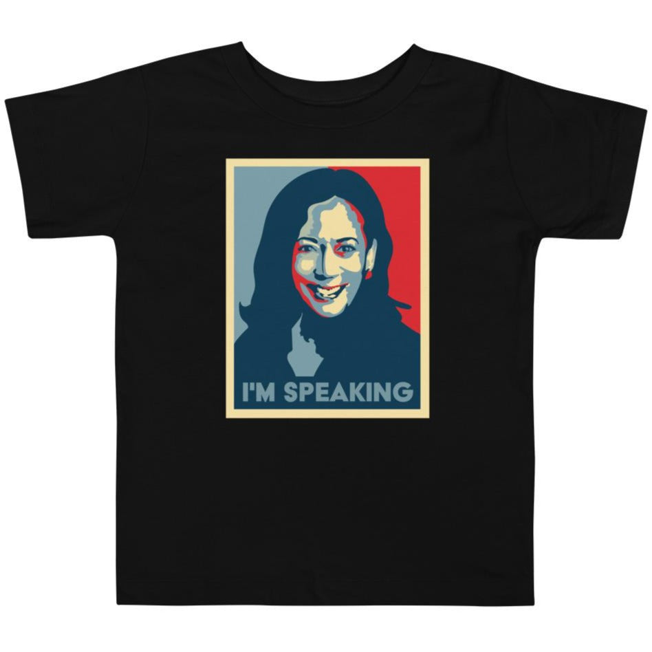 I'm Speaking, Kamala Harris -- Youth/Toddler T-Shirt