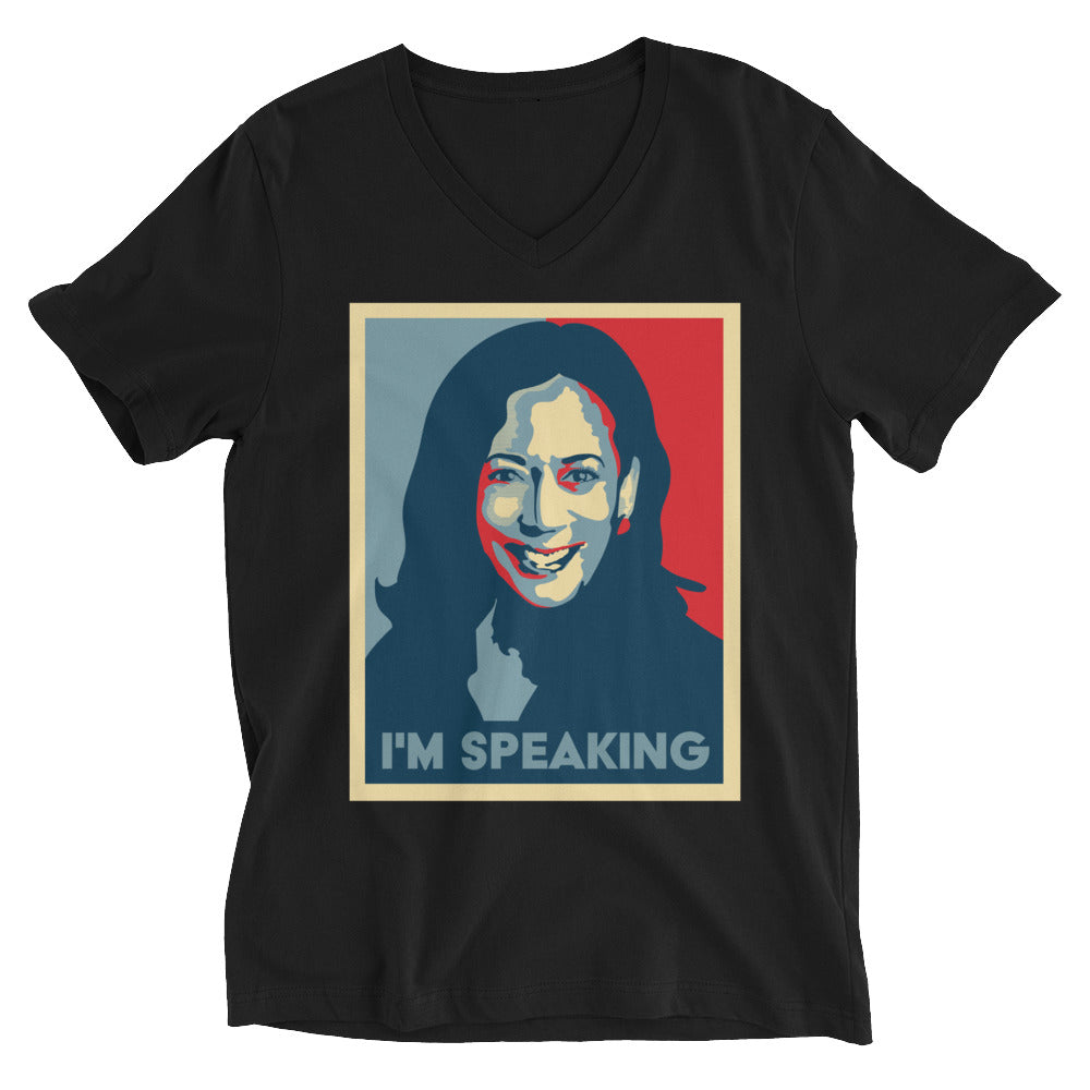 I'm Speaking, Kamala Harris -- Unisex T-Shirt
