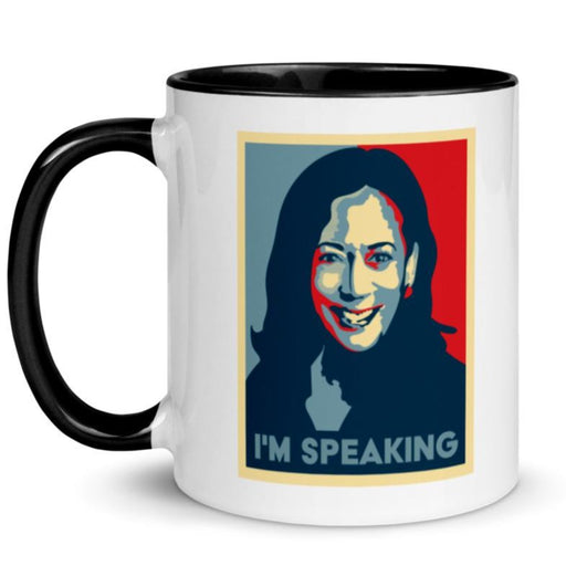 I'm Speaking, Kamala Harris -- Mug