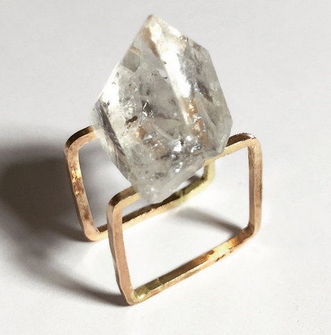 Stone of Truth Ring