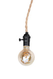 Custom G LIGHT BULB - Vintage