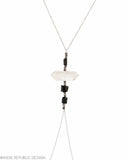 HELIOS Crystal Black Tourmaline Body Chain