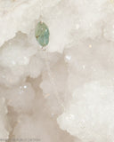 MERMAID STONE Aquamarine Anklet