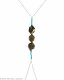 MERMAID STONE Labradorite Body Chain