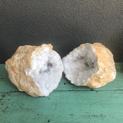 Geode Rock Large Love