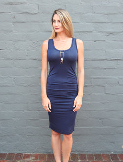 Frankie Dress - Midnight