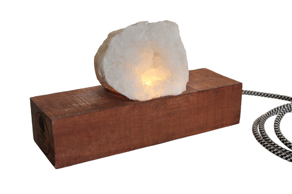 The SOLO GEODE Chunk Light