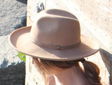 Connor Fedora Tan