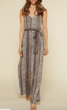 Cypress Bohemian Jumpsuit - Multicolored