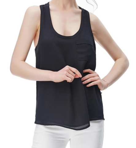 Perfect Pocket Tank - Black